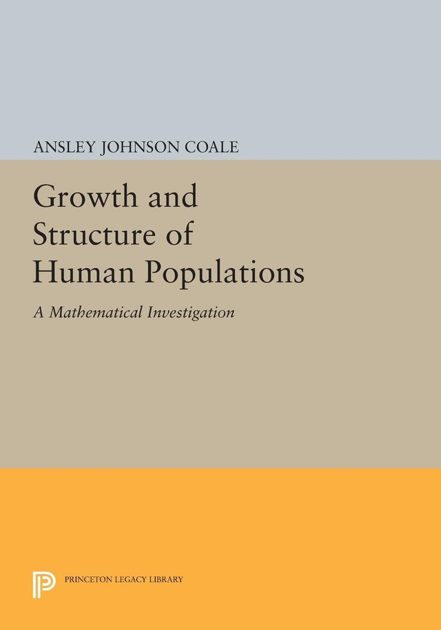 Growth and Structure of Human Populations