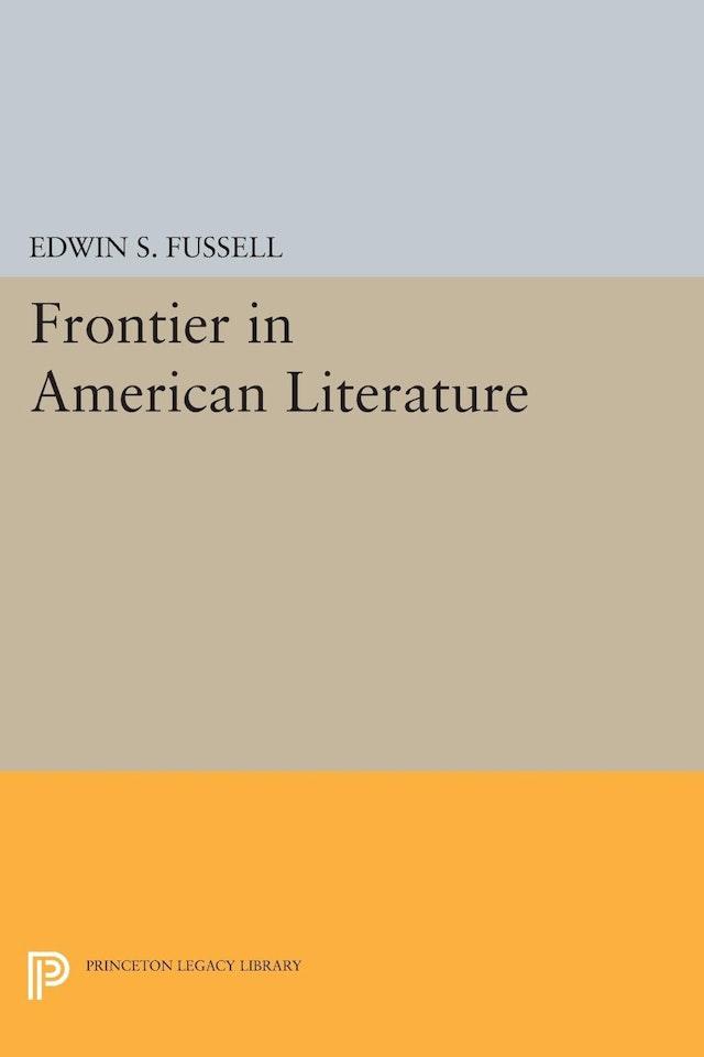 Frontier in American Literature