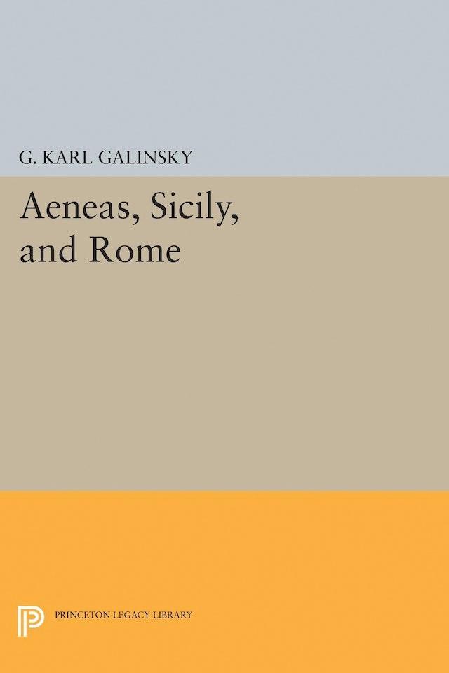 Aeneas, Sicily, and Rome