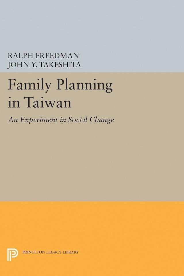 Family Planning in Taiwan