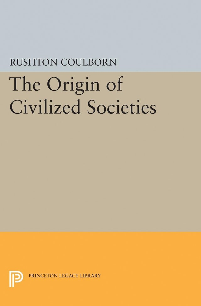 Origin of Civilized Societies