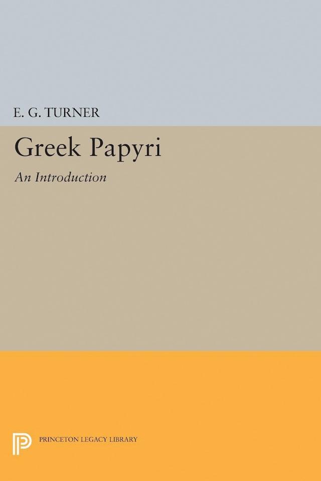 Greek Papyri