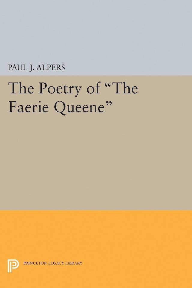 Poetry of the Faerie Queene