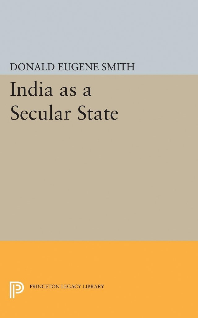India as a Secular State