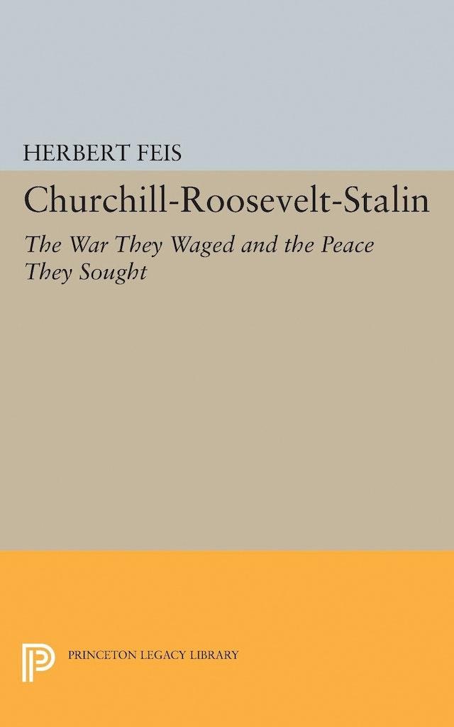 Churchill-Roosevelt-Stalin