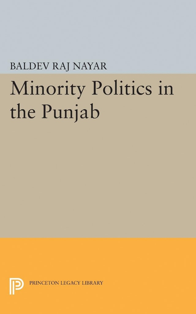 Minority Politics in the Punjab