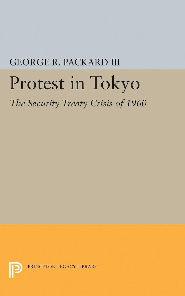 Protest in Tokyo