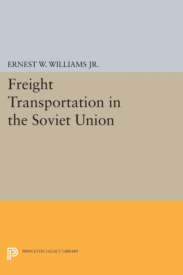 Freight Transportation in the Soviet Union