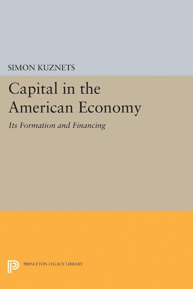Capital in the American Economy