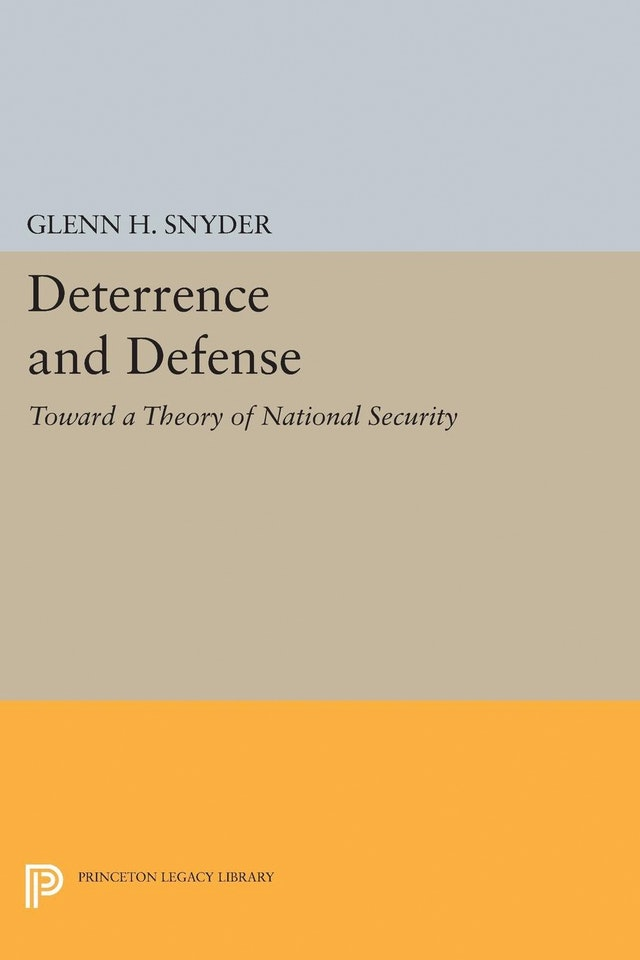 Deterrence and Defense