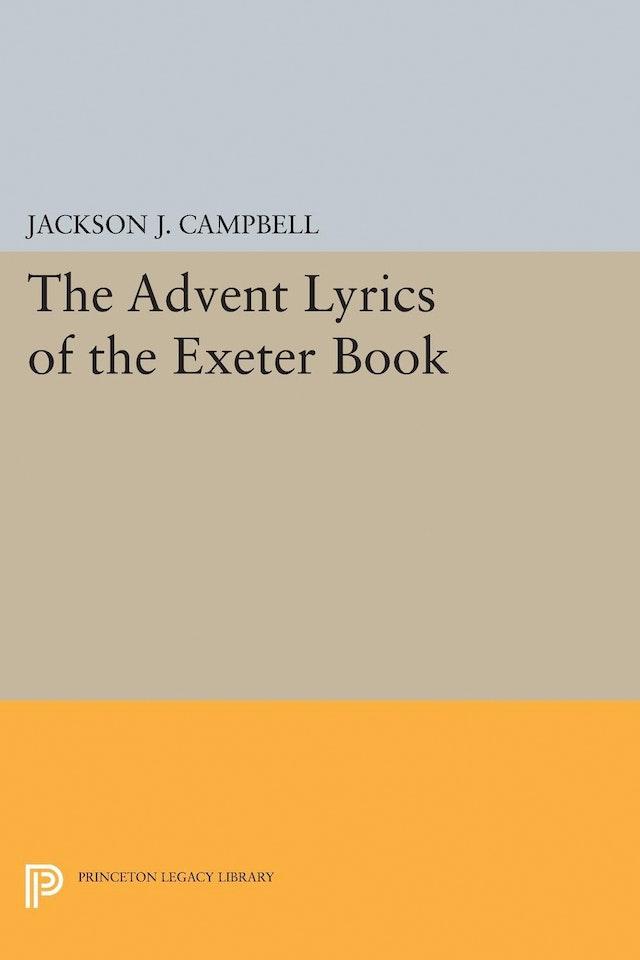 Advent Lyrics of the Exeter Book
