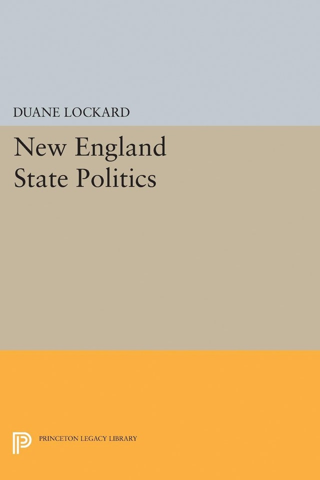 New England State Politics
