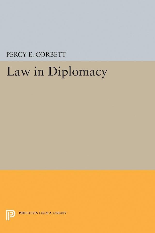 Law in Diplomacy