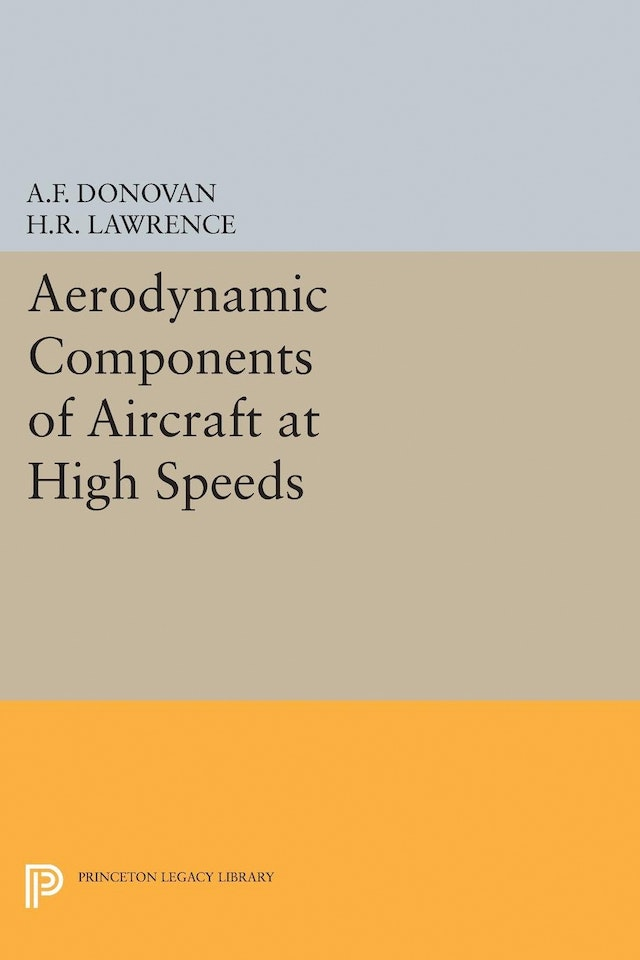 Aerodynamic Components of Aircraft at High Speeds