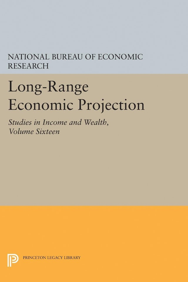 Long-Range Economic Projection, Volume 16