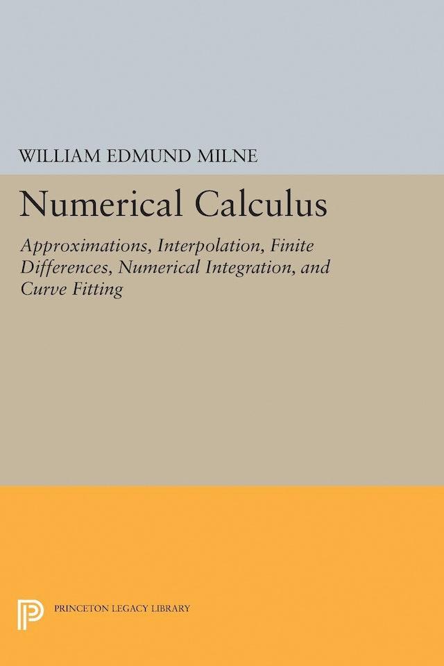 Numerical Calculus