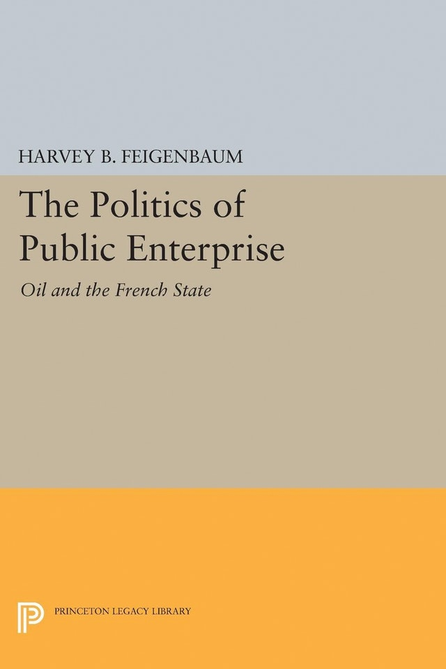 The Politics of Public Enterprise