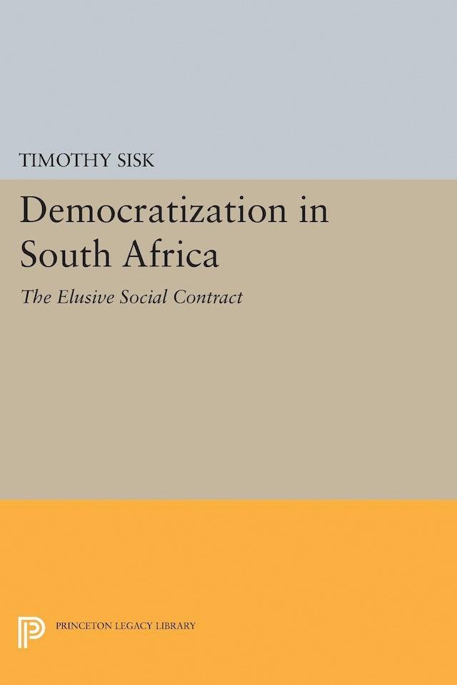 Democratization in South Africa