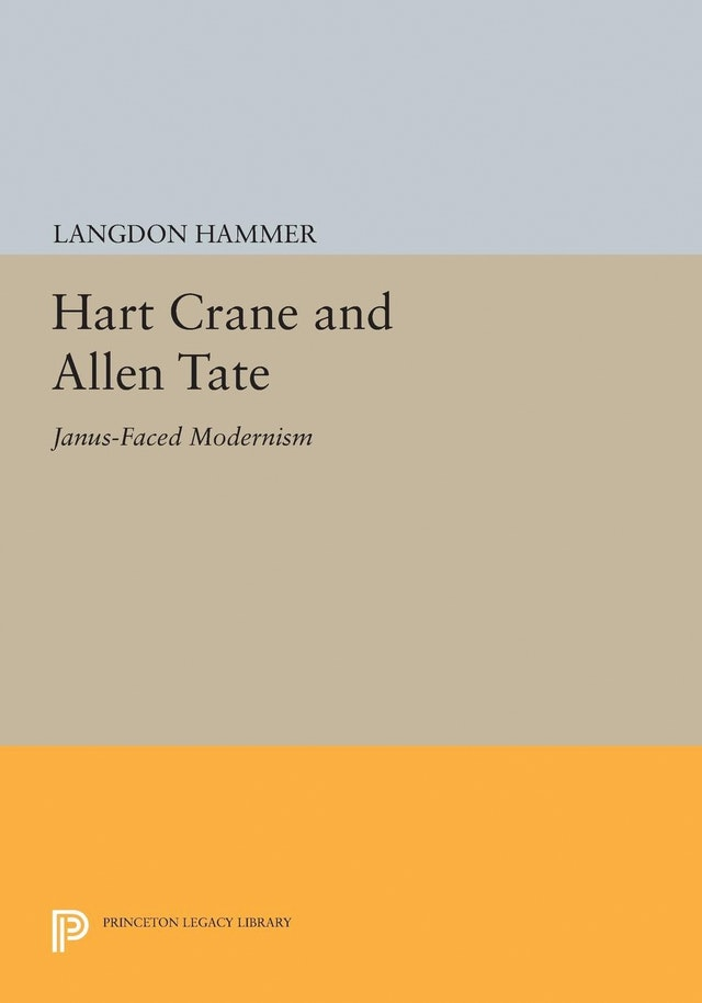 Hart Crane and Allen Tate