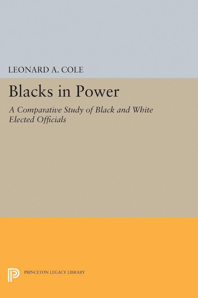 Blacks in Power