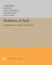 Problems of Style