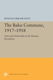 The Baku Commune, 1917-1918