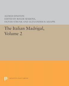 The Italian Madrigal