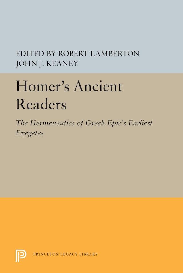 Homer's Ancient Readers