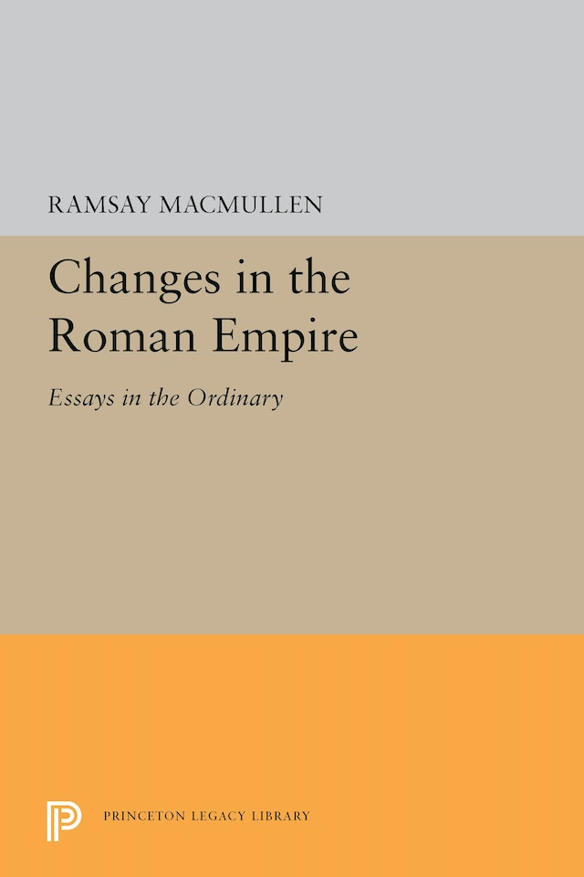 Changes in the Roman Empire