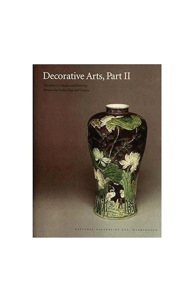 Decorative Arts, Part II