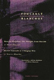 Foucault | Blanchot