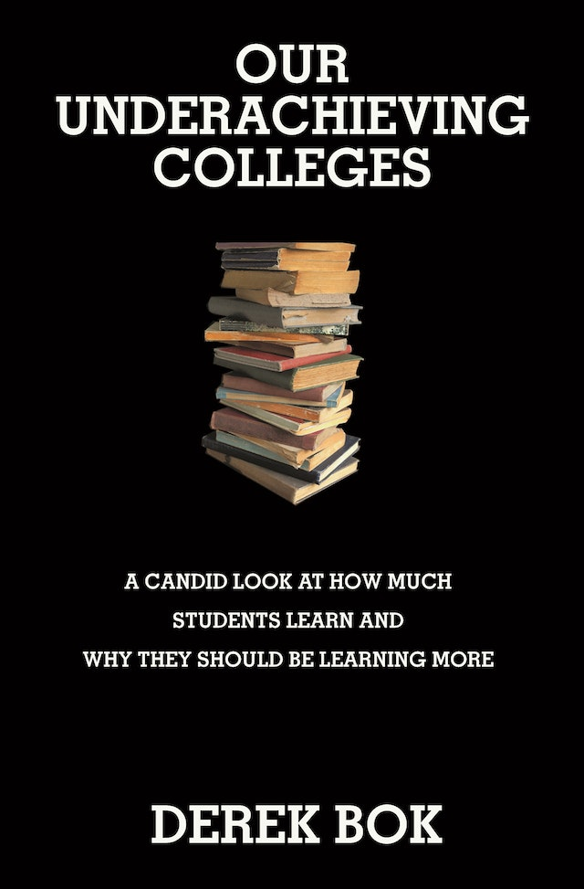 Our Underachieving Colleges