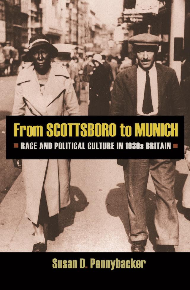 From Scottsboro to Munich