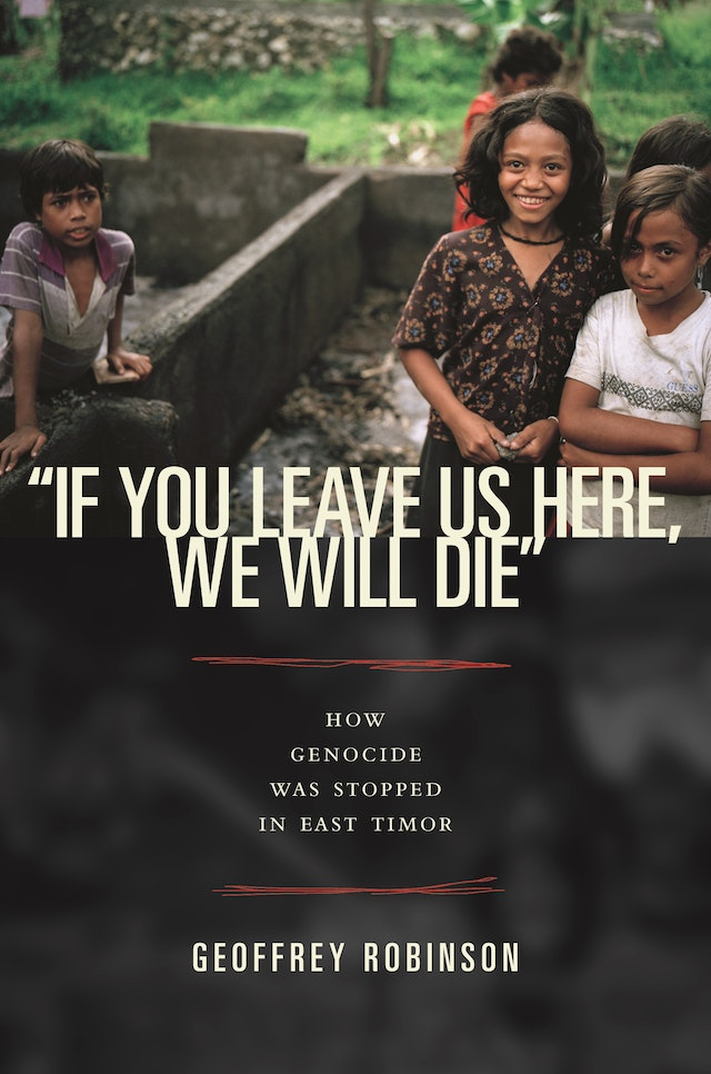 """""""If You Leave Us Here, We Will Die"""""""