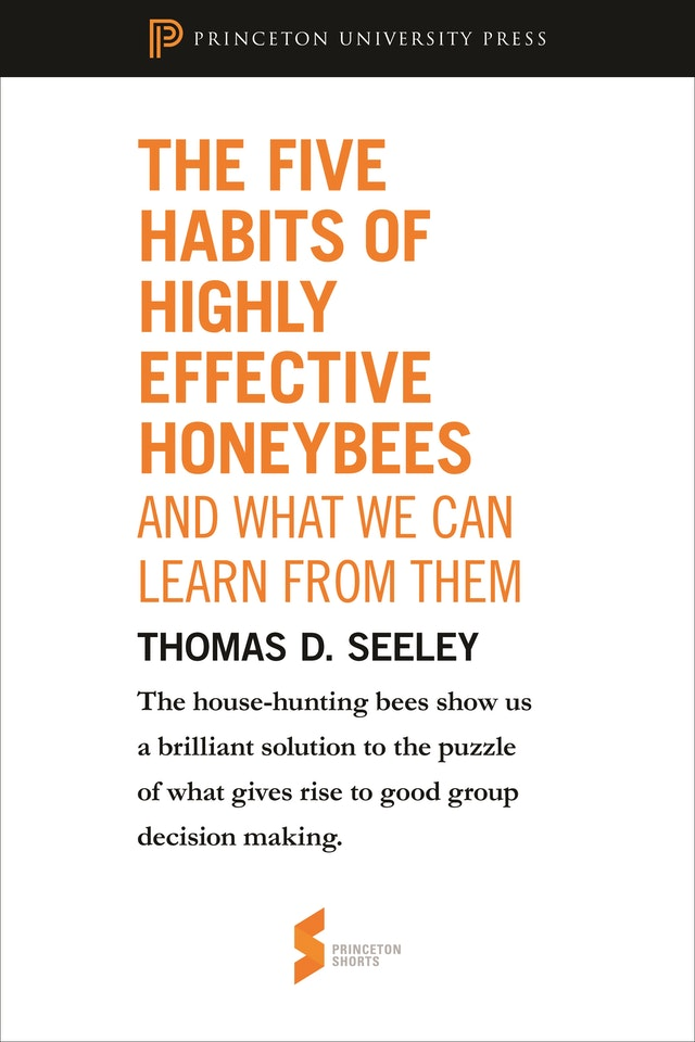 The Five Habits of Highly Effective Honeybees (and What We Can Learn from Them)
