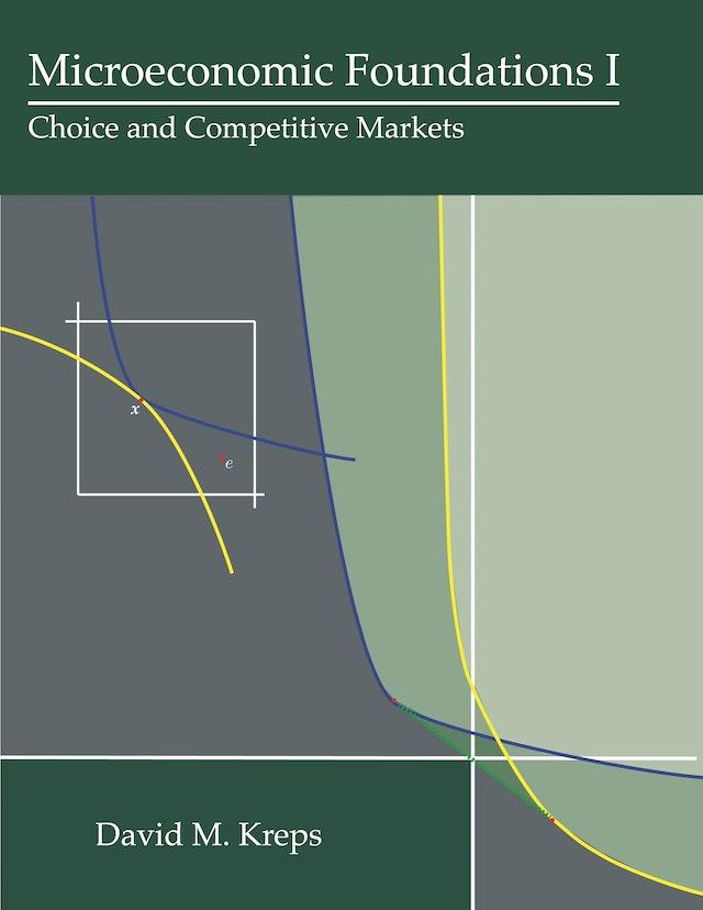 Microeconomic Foundations I