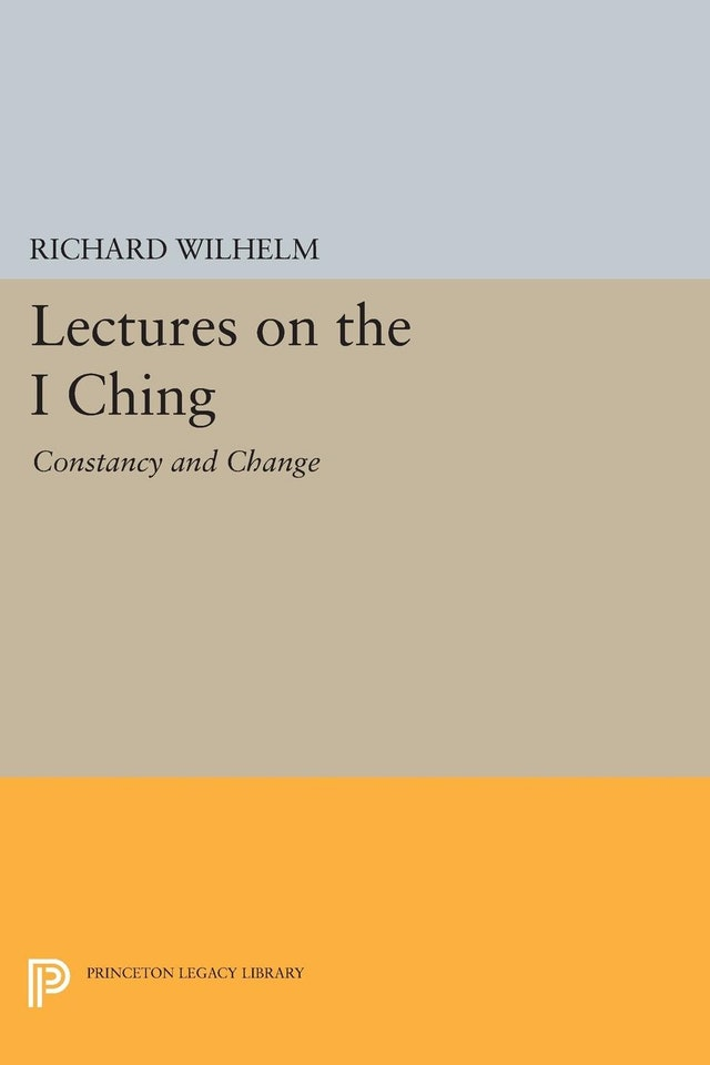 Lectures on the <i>I Ching</i>