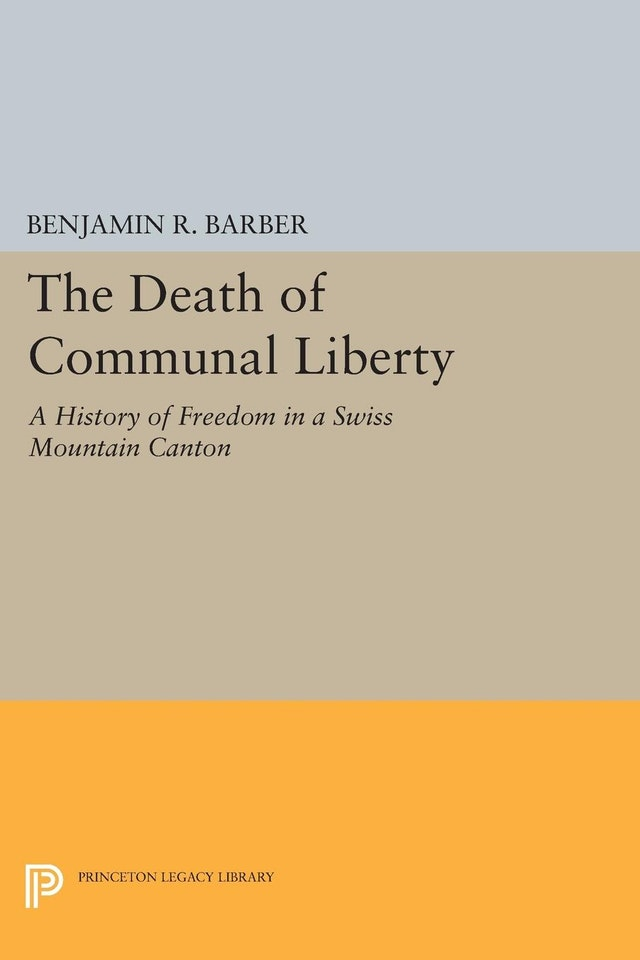The Death of Communal Liberty
