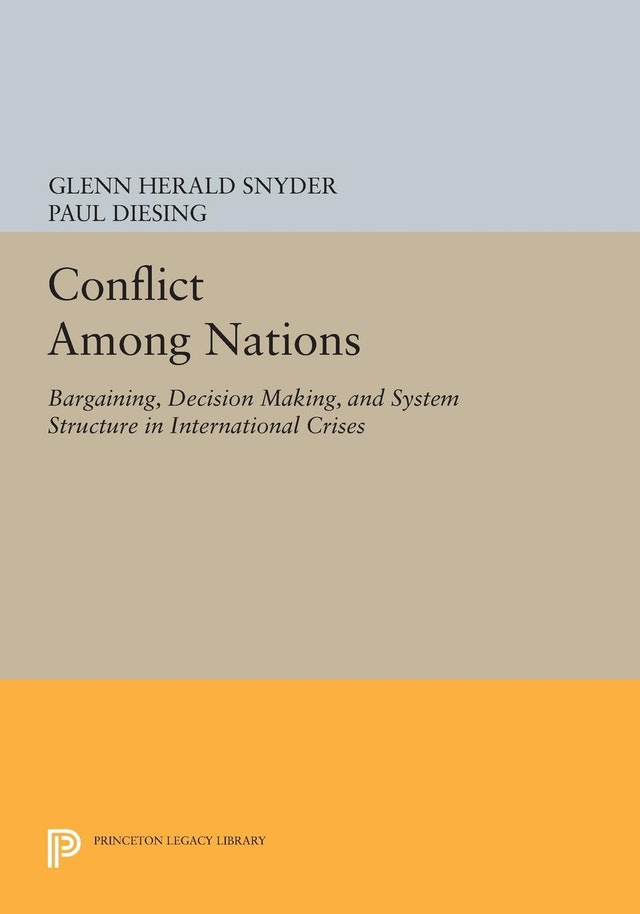 Conflict Among Nations