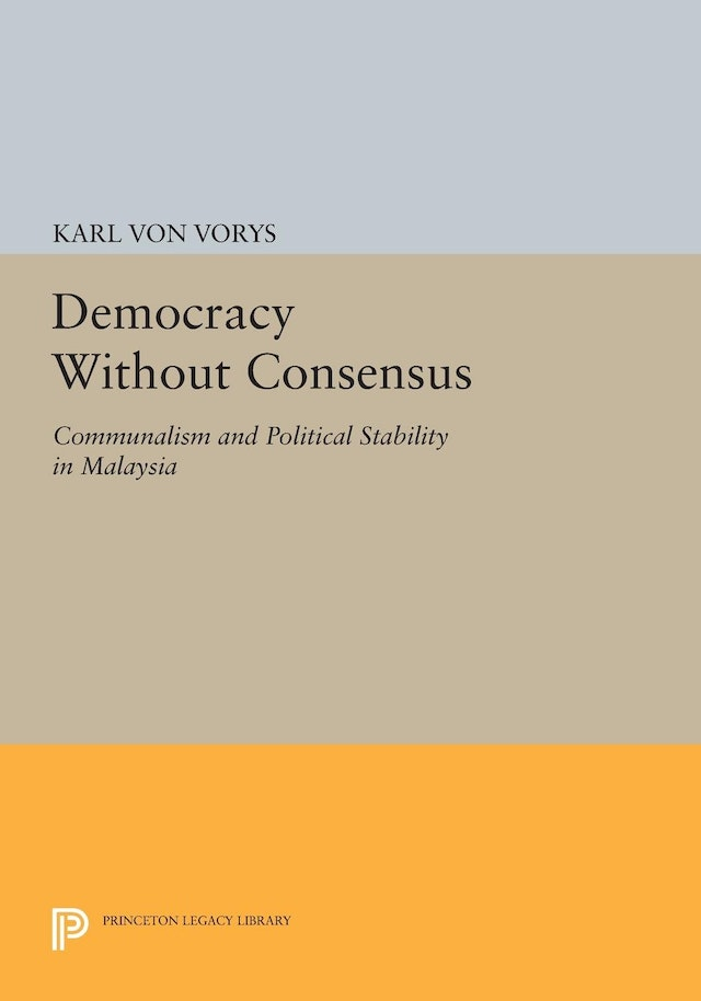 Democracy Without Consensus