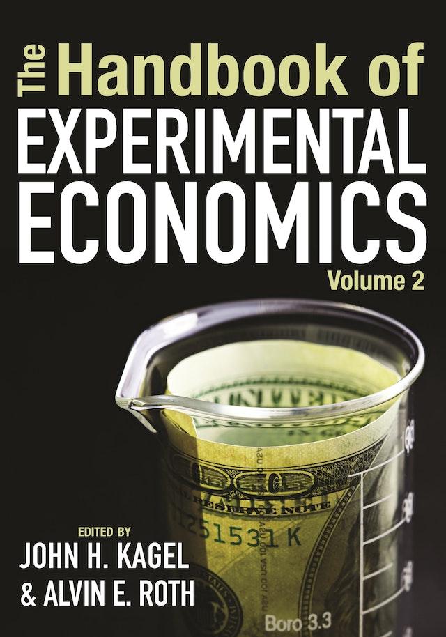 The Handbook of Experimental Economics, Volume 2