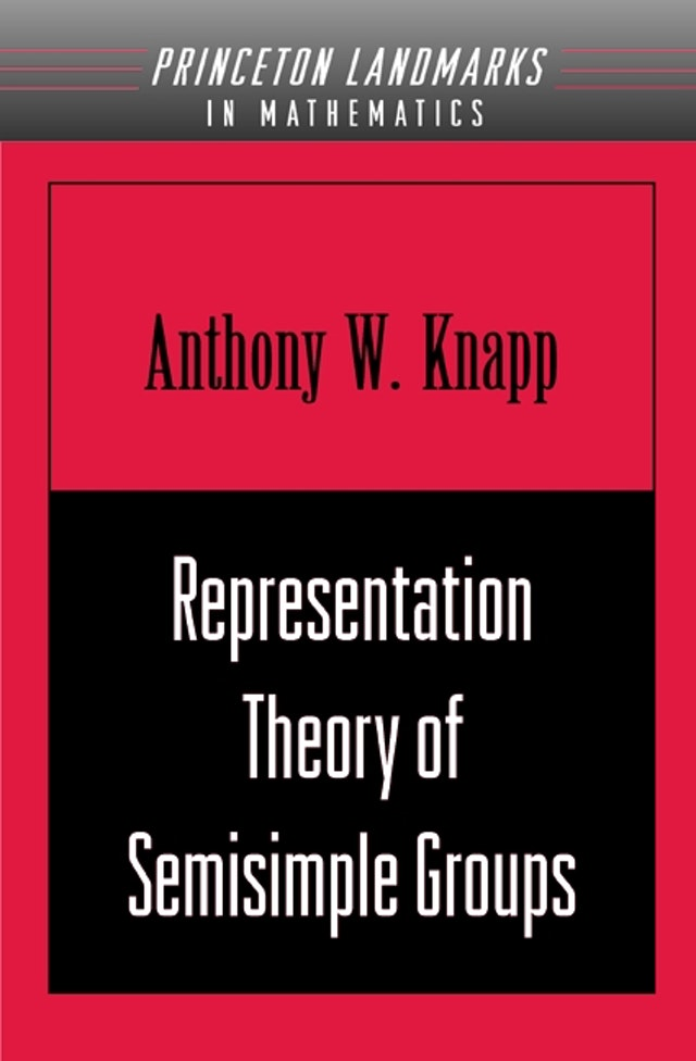 Representation Theory of Semisimple Groups