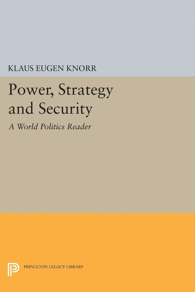 Power, Strategy and Security