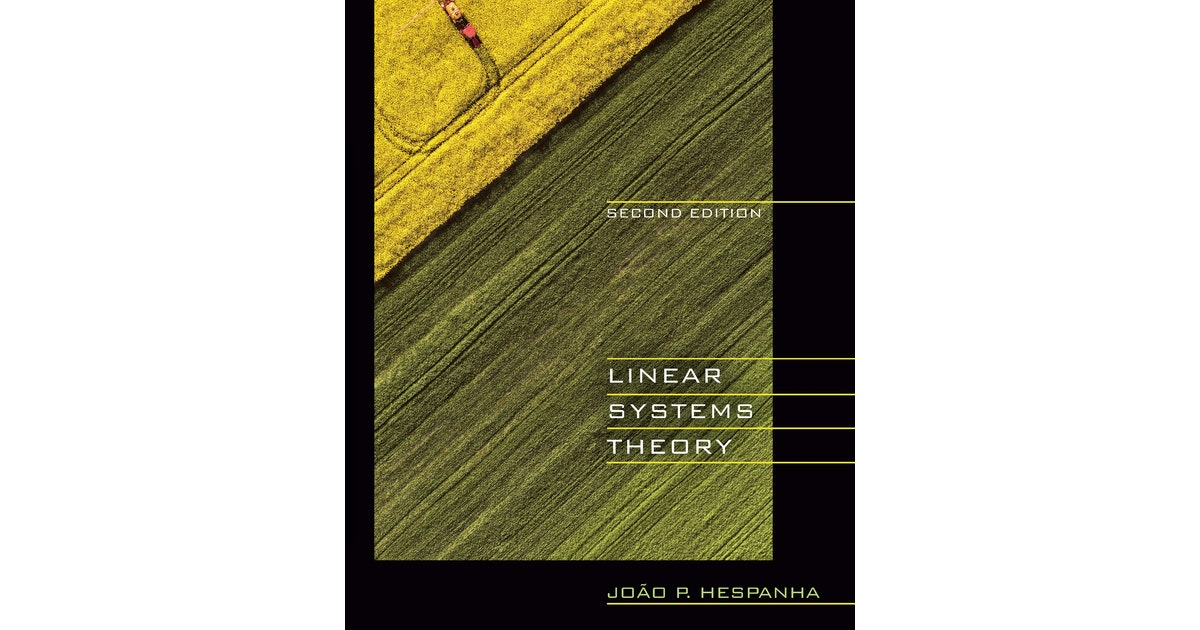 Linear Systems Theory Princeton University Press