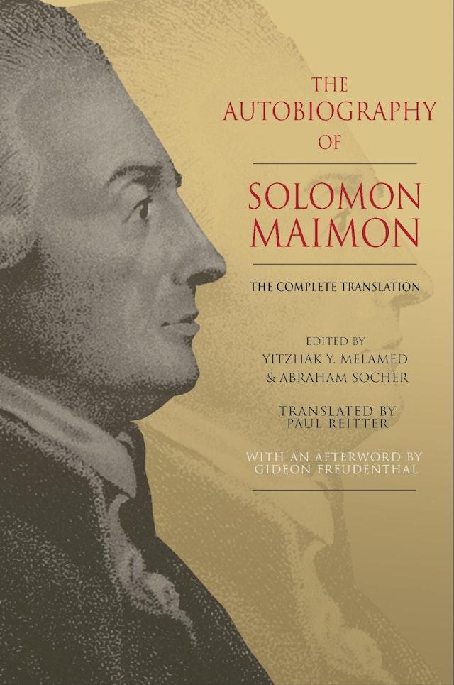The Autobiography of Solomon Maimon