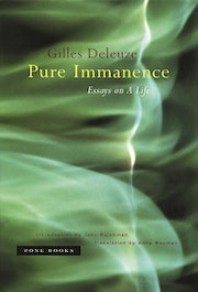 Pure Immanence