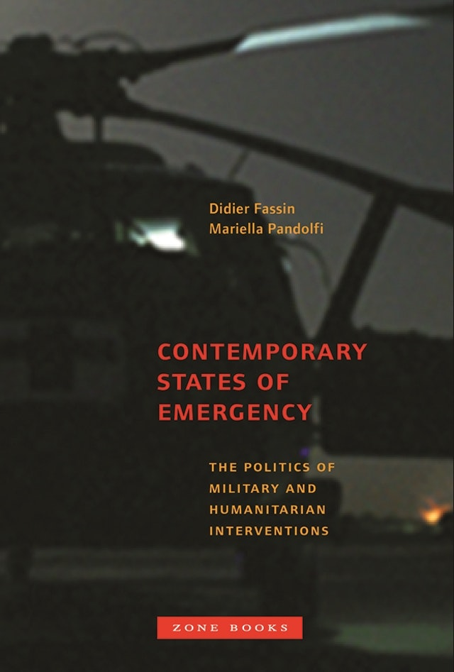 Contemporary States of Emergency
