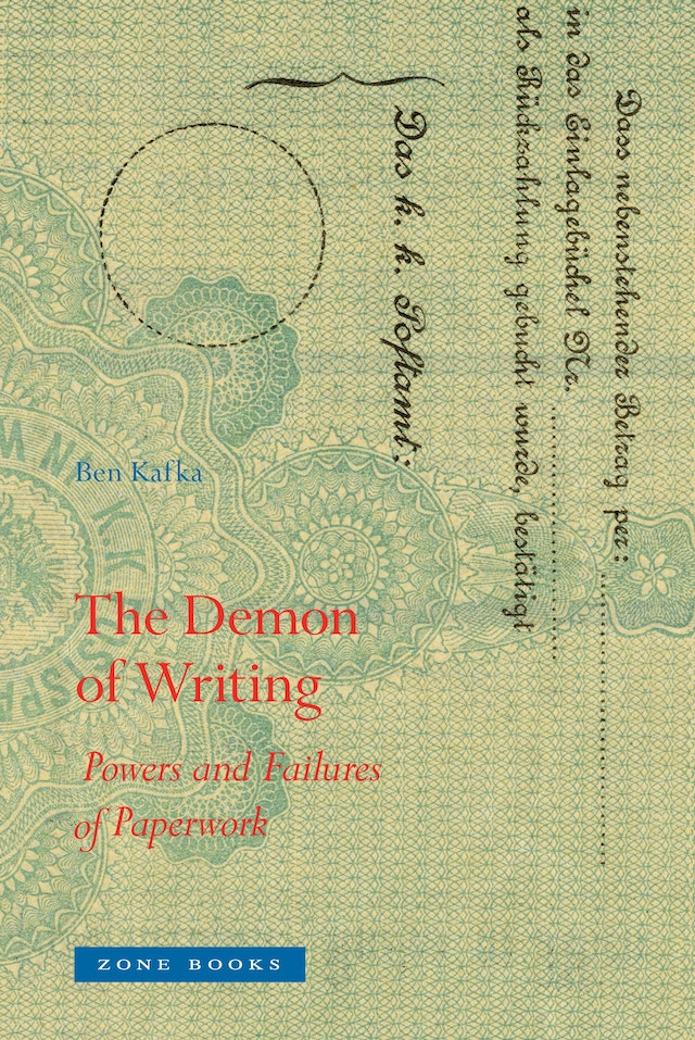 The Demon of Writing