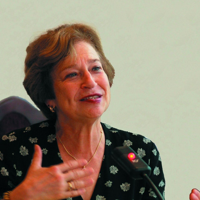 Angela E. Stent