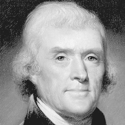 Poet Thomas Jefferson